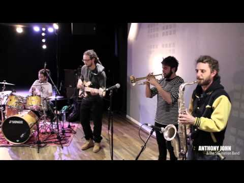 Anthony John & The Soulnation Band - In These Times (Live Session) [12/16/2015]