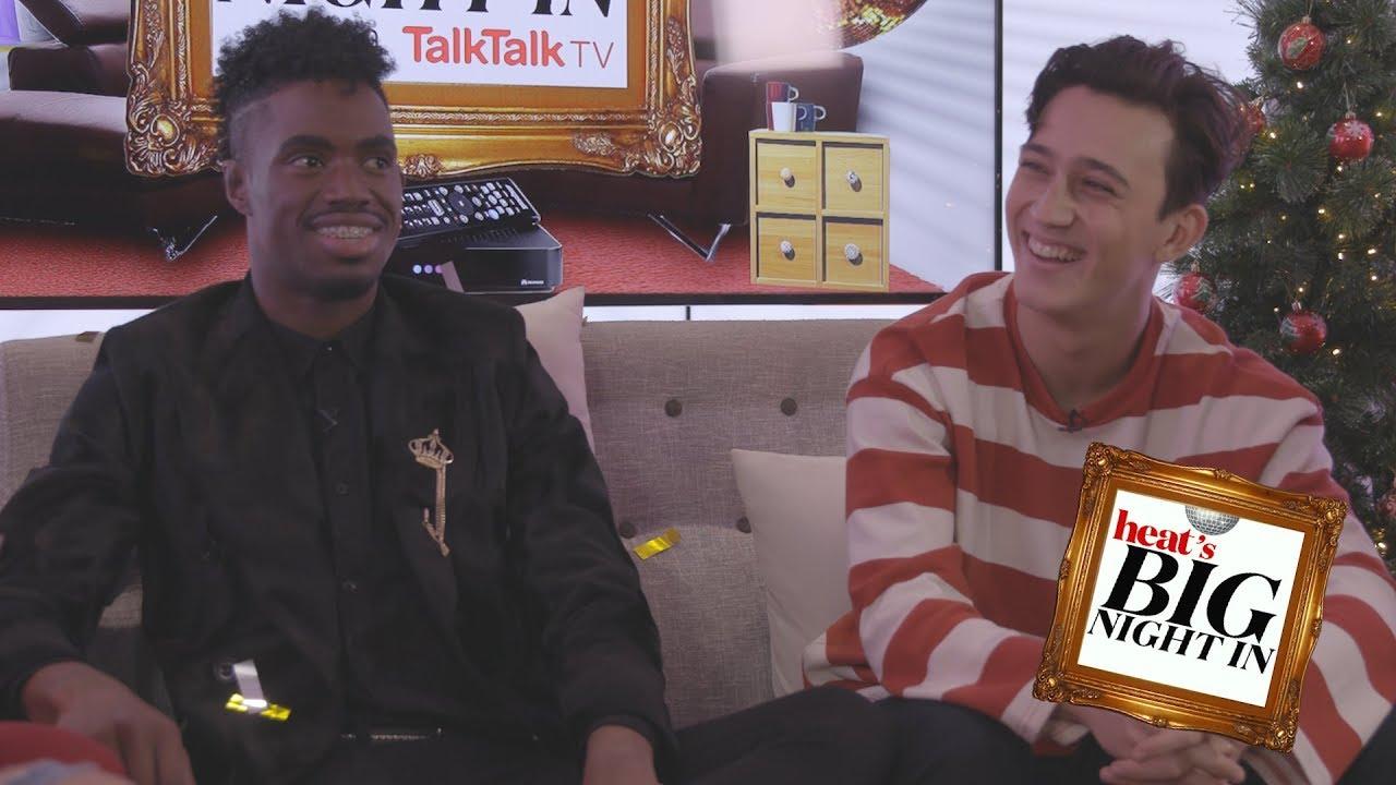 Dalton Harris on X Factor win @Heat's Big Night In with TalkTalk TV [12/3/2018]
