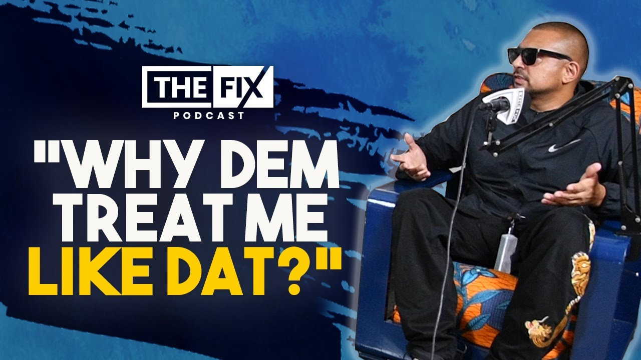 Sean Paul Details Disrespect from The Grammys, Justin Timberlake & DMX @ The Fix Podcast [10/9/2020]
