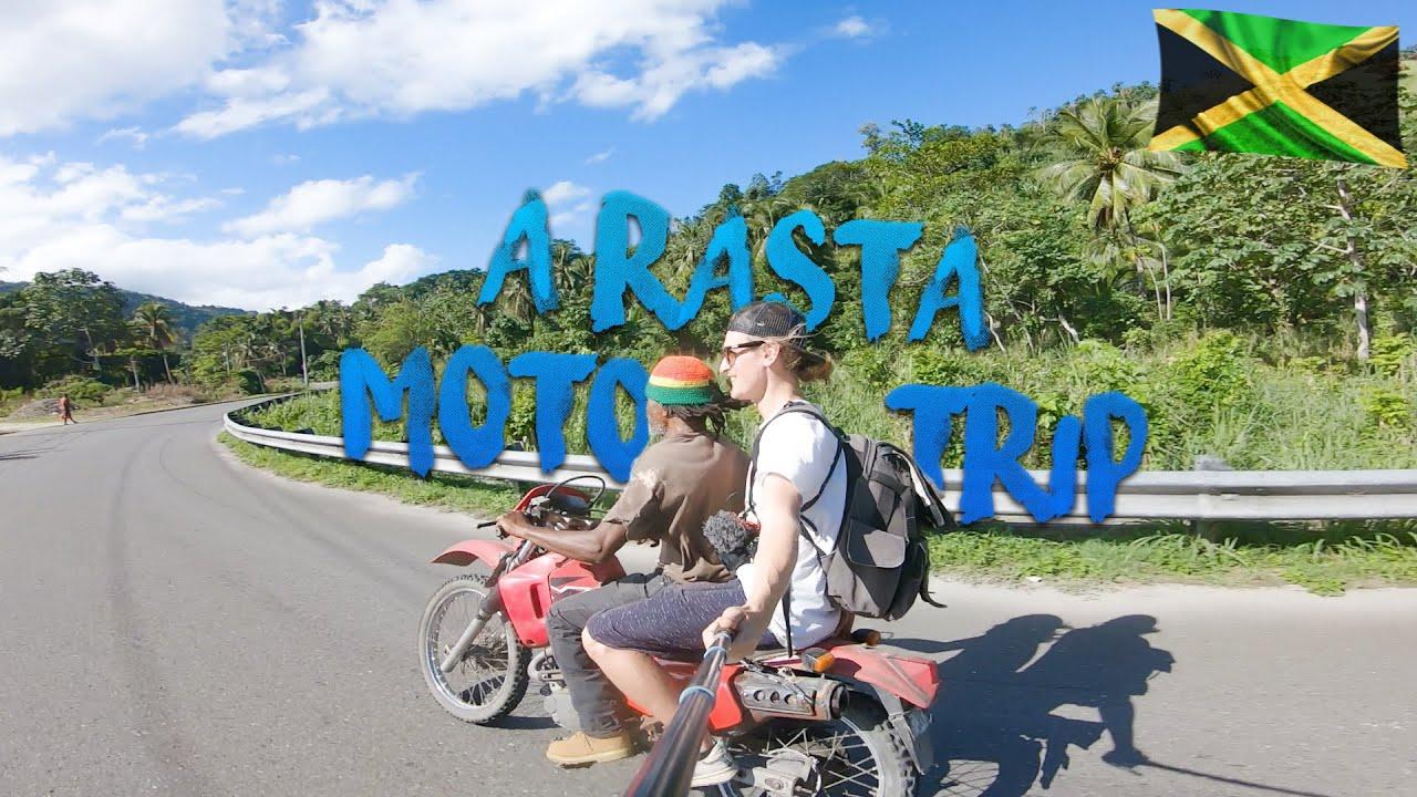 Backpacking Simon - Rastafari Motorbike Trip with Ras Chucky [12/11/2019]