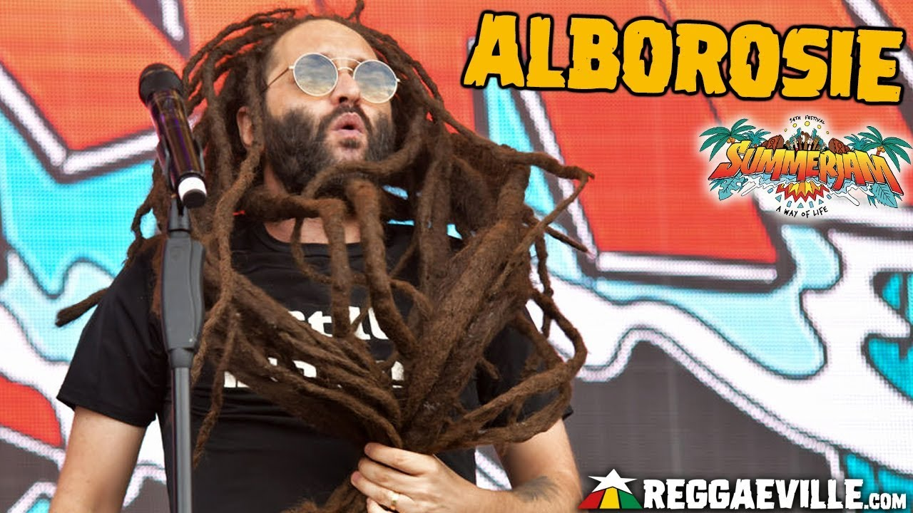 Alborosie & The Shengen Clan @ SummerJam 2019 [7/7/2019]