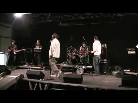 Ganjaman - Backstage/Soundcheck in Mainz, Germany [10/20/2009]