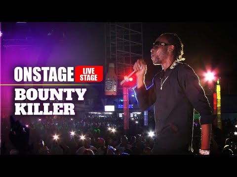Bounty Killer Finally Gets Footloose (OnStage TV) [12/9/2019]
