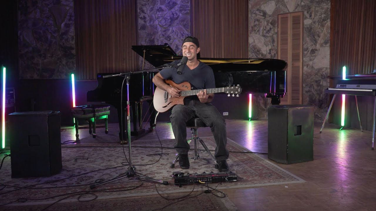 Rebelution - Initials (Acoustic Session) [7/28/2021]
