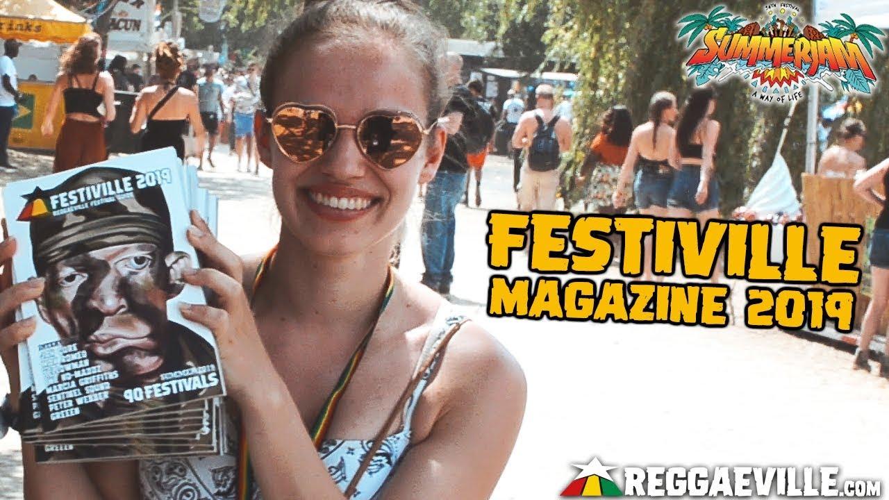 Festiville Magazine 2019 @ SummerJam 2019 [7/17/2019]