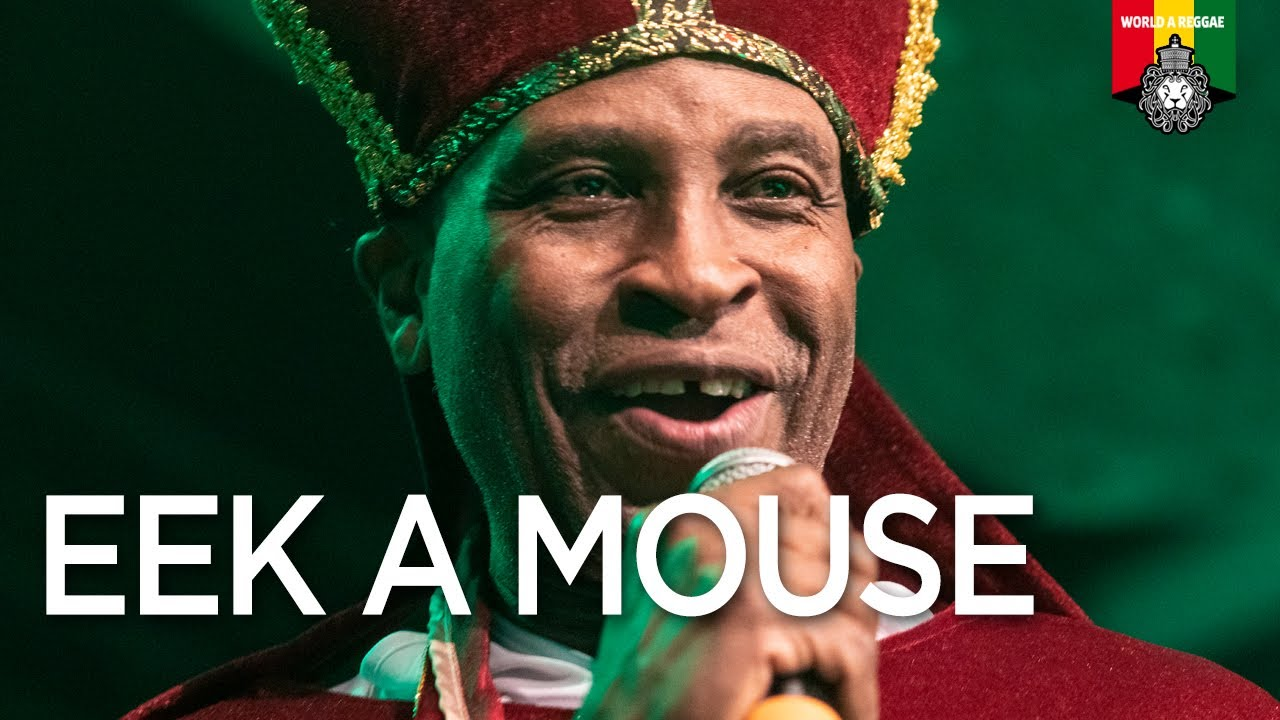 Eek A Mouse @ Reggae by Night 2019 [11/30/2019]