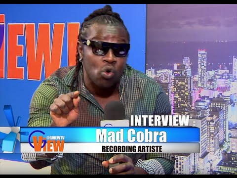 Interview with Mad Cobra @ Big G TV [9/2/2016]