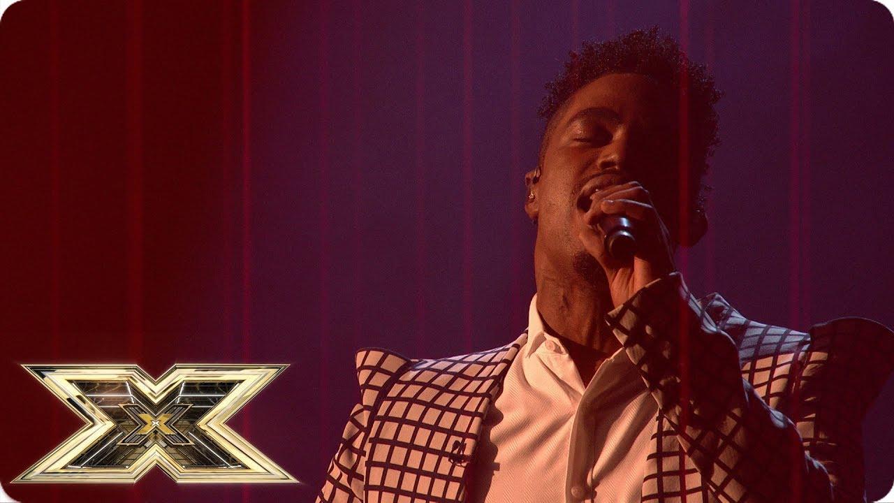 Dalton Harris - A Song For You @ The X Factor UK 2018 - Final [12/1/2018]