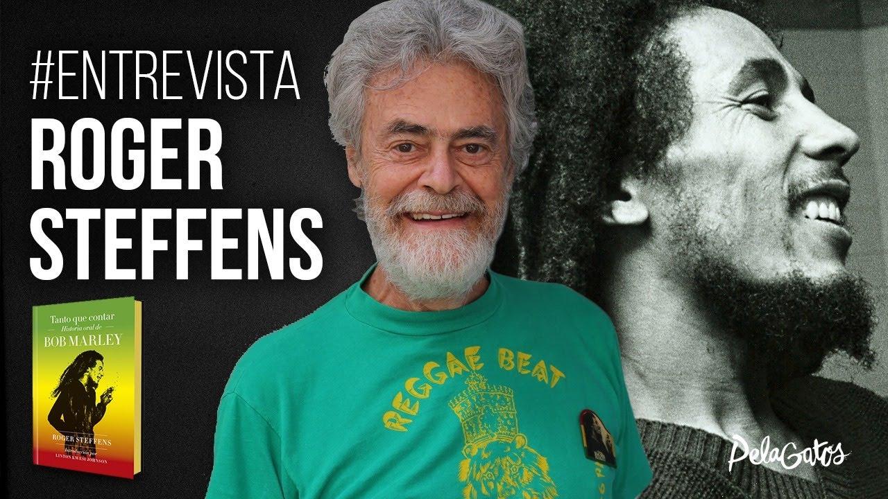 Roger Steffens Interview @ PelaGatos Reggae [10/1/2020]
