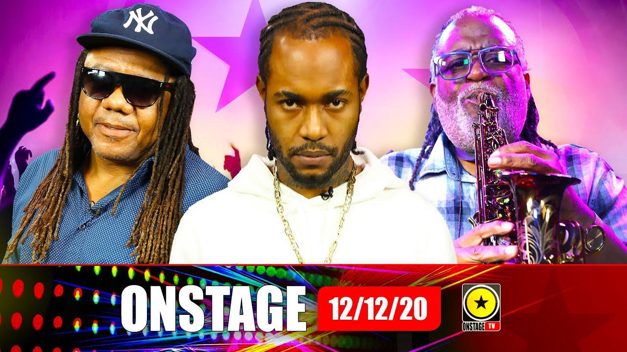 Nyabinghi & Garrison Christmases, Jahvillani, Dean Fraser @ OnStage TV [12/12/2020]