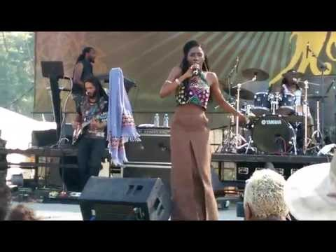 Jah9 - Steamers A Bubble @ Reggae On The River 2014 [8/3/2014]