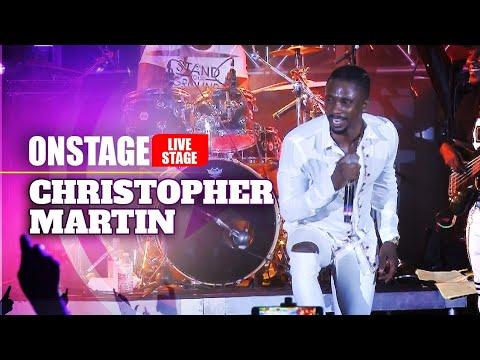 Christopher Martin @ Welcome To Jamrock Reggae Cruise 2019 [12/11/2019]
