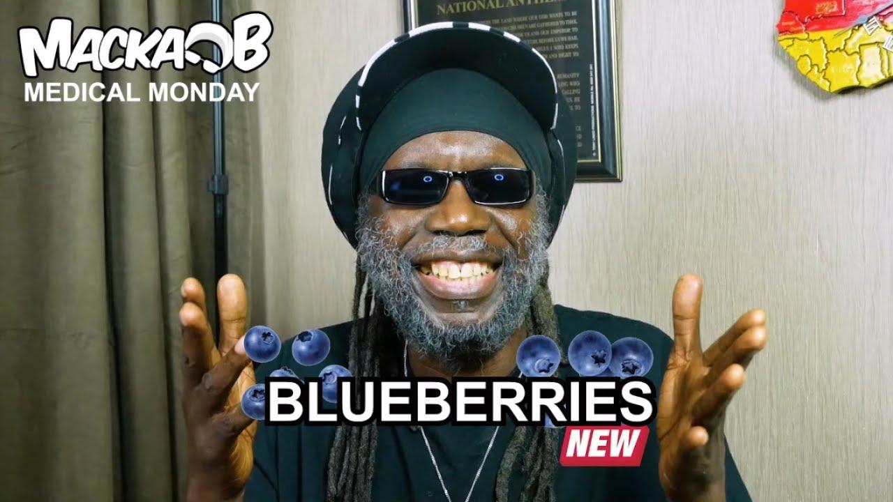 Macka B's Medical Monday - Blueberries [4/27/2019]