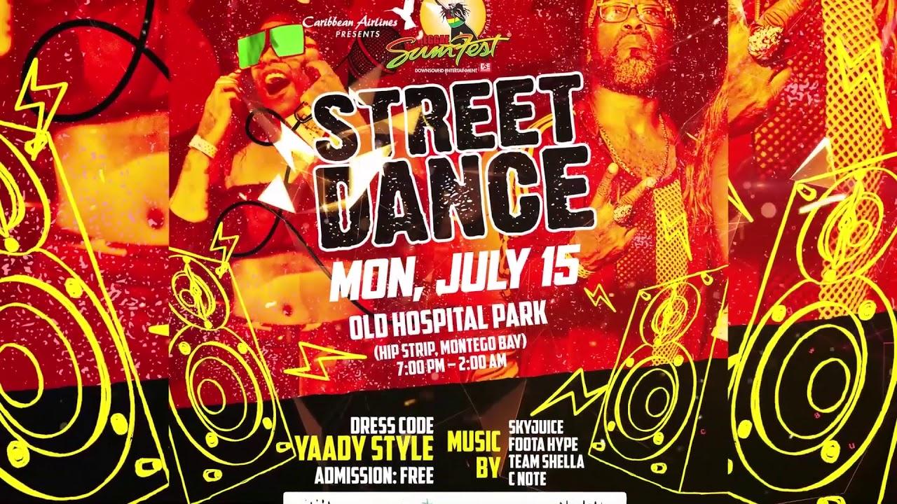 Street Dance - Reggae Sumfest 2019 (Trailer) [5/13/2019]