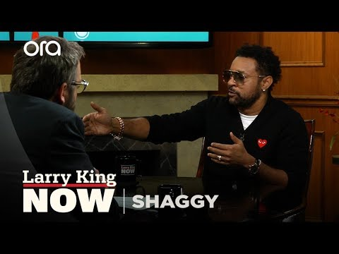 Shaggy talks changes in the music industry @ Larry King Now [11/5/2019]