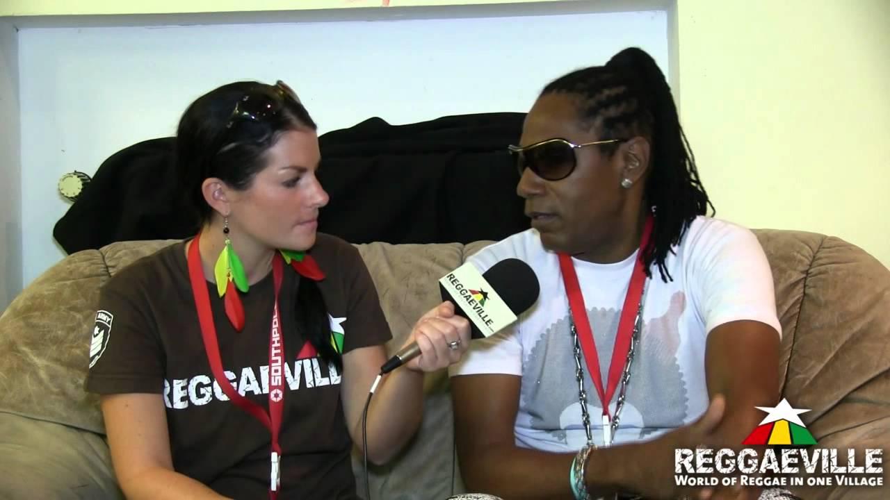 Interview: Pinchers @Reggae Jam [8/4/2012]