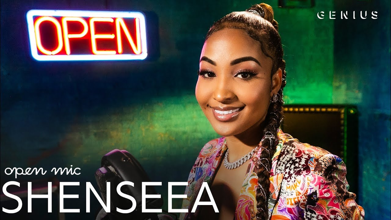 Shenseea - Blessed @ Genius Open Mic [7/30/2019]