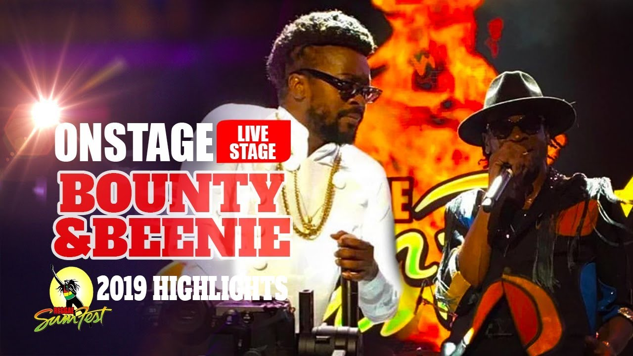Bounty Killer & Beenie Man @ Reggae Sumfest 2019 (OnStage TV Highlights) [7/19/2019]