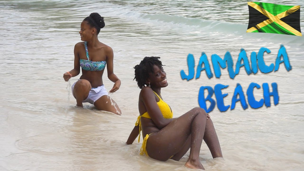 Backpacking Simon - At A Jamaican Beach [11/29/2019]