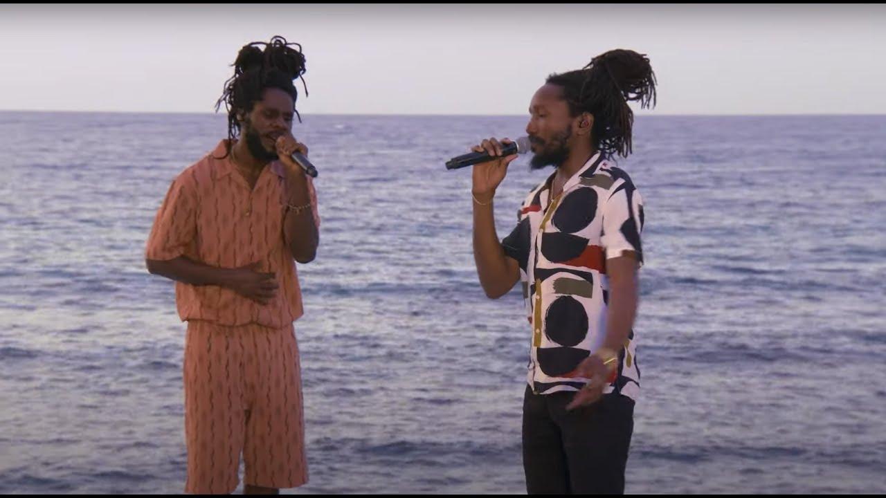 Chronixx feat. Kabaka Pyramid - Same Prayer (Livestream from Jamaica) [4/7/2021]
