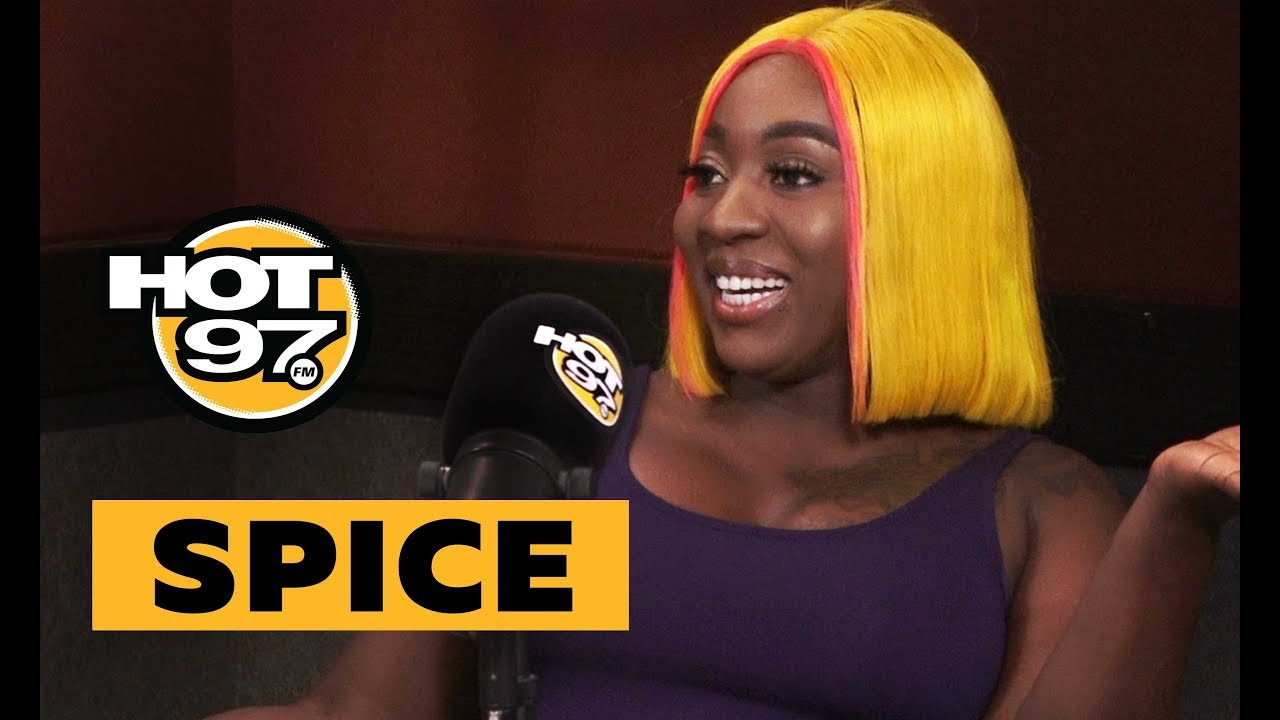 Spice Interview @ HOT 97 [11/19/2018]