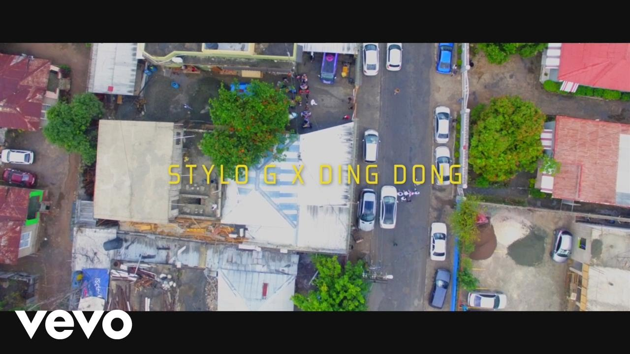 Stylo G feat. Ding Dong - Yuzimme Yard Remix [3/7/2017]