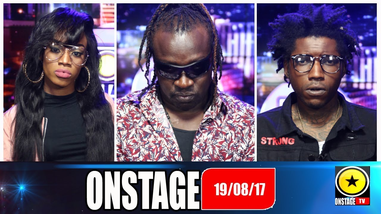 Mad Cobra, Gage, Dancing Rebel @ Onstage TV (Full Show) [8/19/2017]