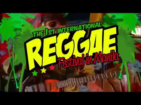 International Reggae Festival Manila 2016 (Trailer) [4/3/2016]