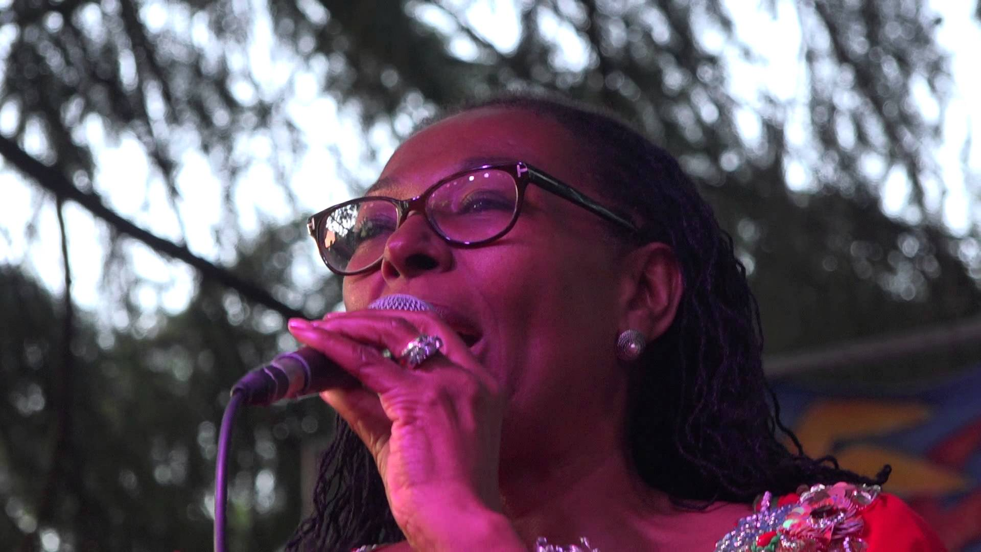 Black Slate - Like This feat. Caroll Thompson @ SNWMF 2014 [6/22/2014]