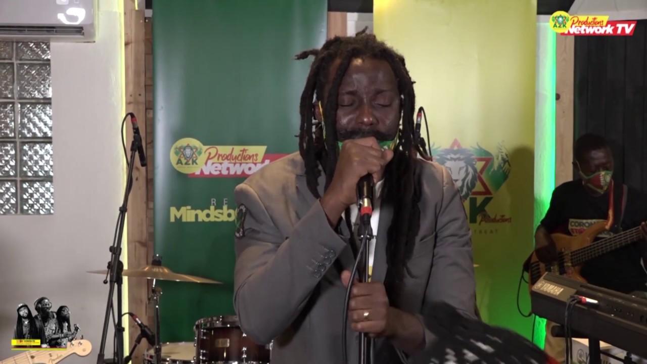 Jah Light - Misty Morning (Bob Marley Cover) [6/7/2020]
