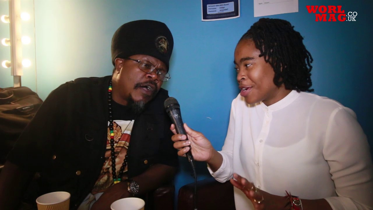 Interview with Luciano by Worlmag TV @ Jamaica House 2017 [8/12/2017]
