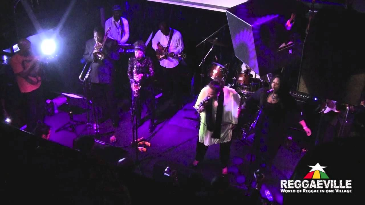 Susan Cadogan - Hurts So Good @ Grooving with the Legends in London, UK [11/12/2014]