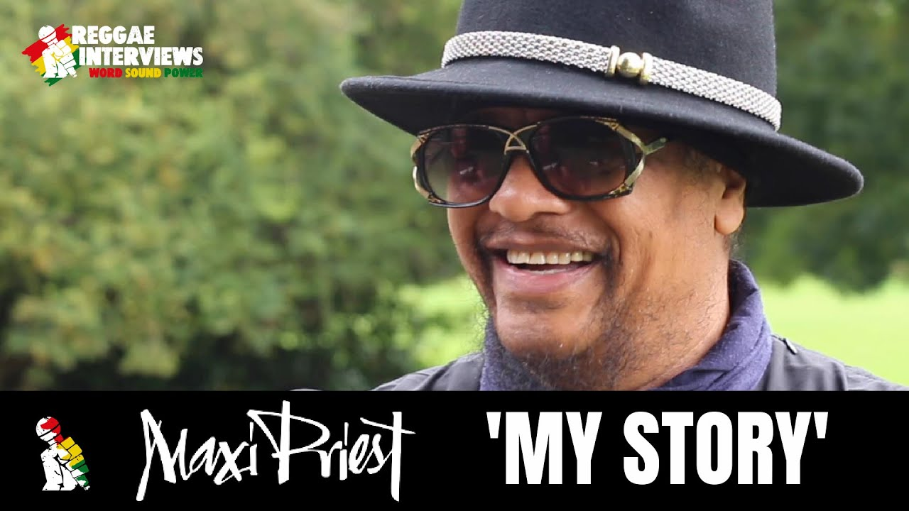 Maxi Priest - My Story (Reggae Interviews) [10/1/2021]