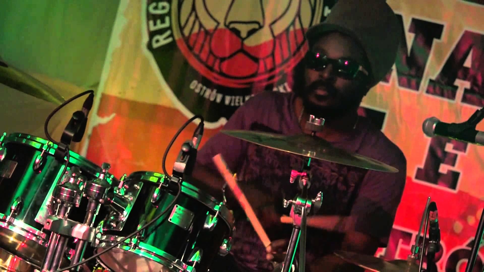 Iba Mahr & Dubtonic Kru - Reggae na Piaskach 2014 [7/20/2014]
