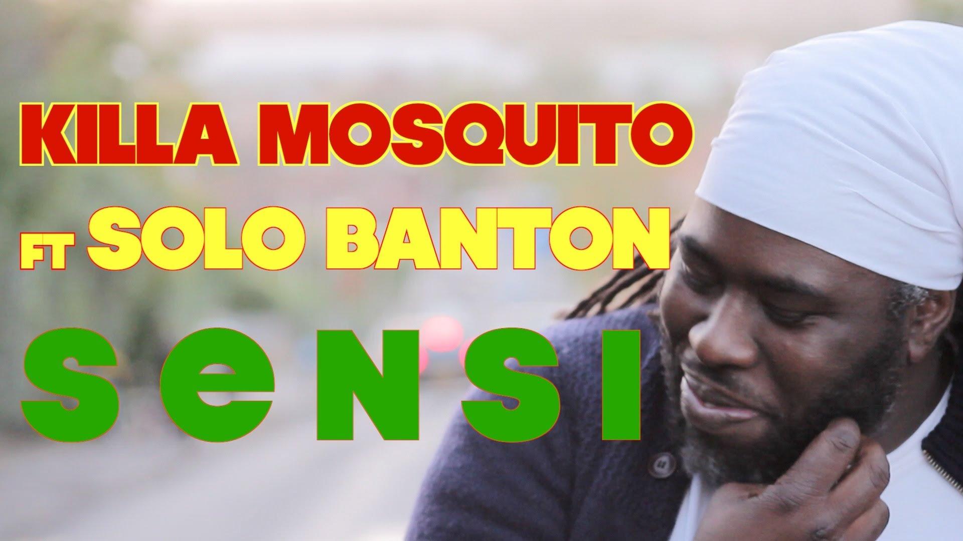 Killa Mosquito feat. Solo Banton - Sensi [11/26/2013]