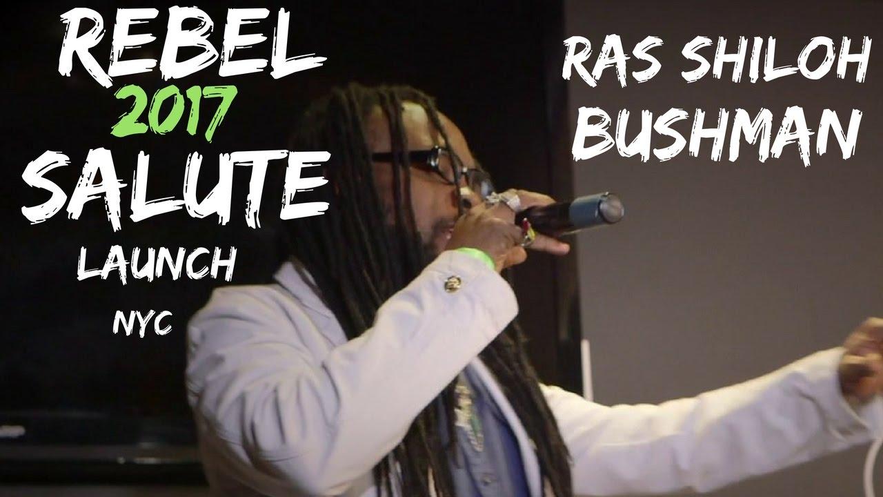 Rebel Salute 2017 Launch feat. Bushman & Ras Shiloh [11/17/2016]