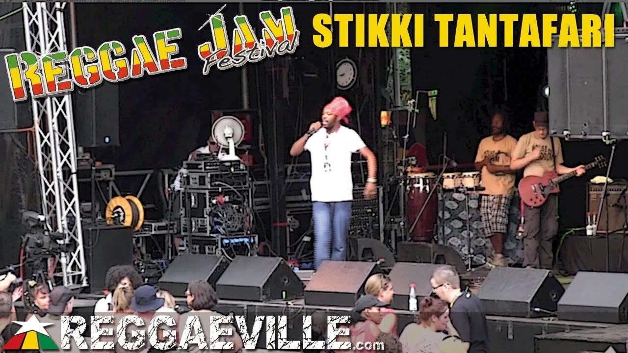Stikki Tantafari @Reggae Jam [8/2/2013]