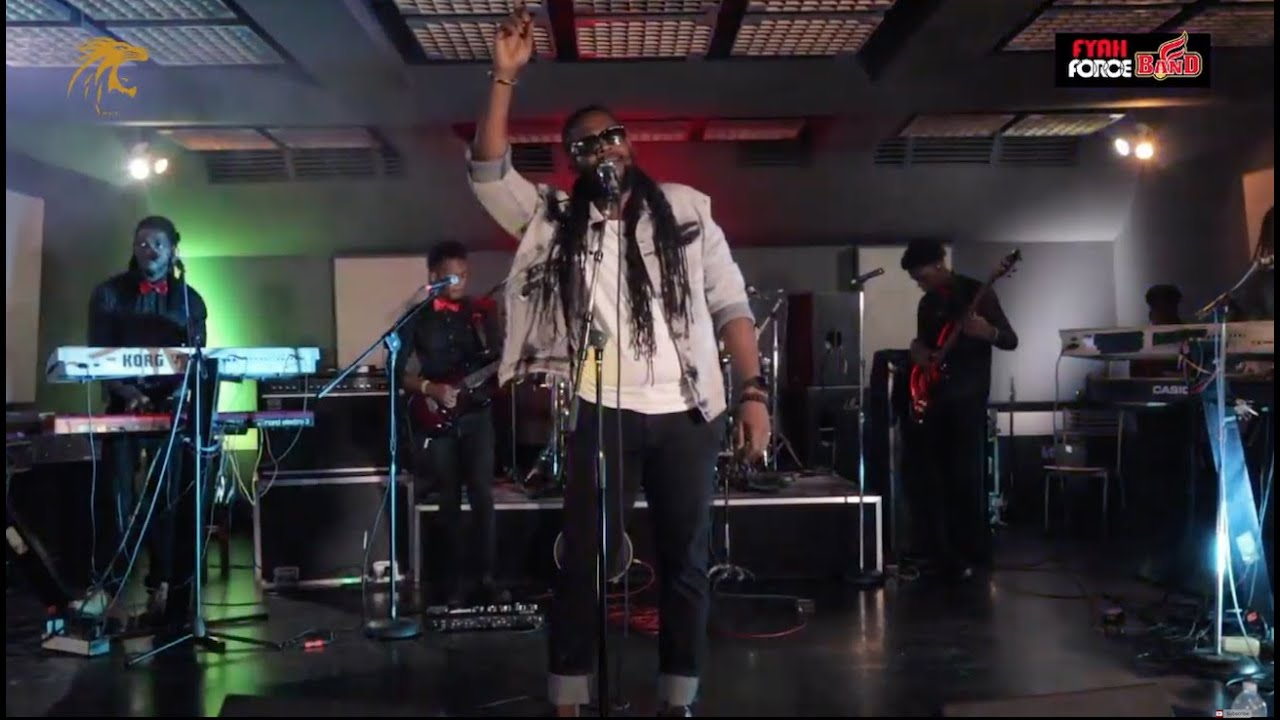 Darrio & Fyah Force Band - 1st Anniversary Party (Live Stream) [11/8/2020]