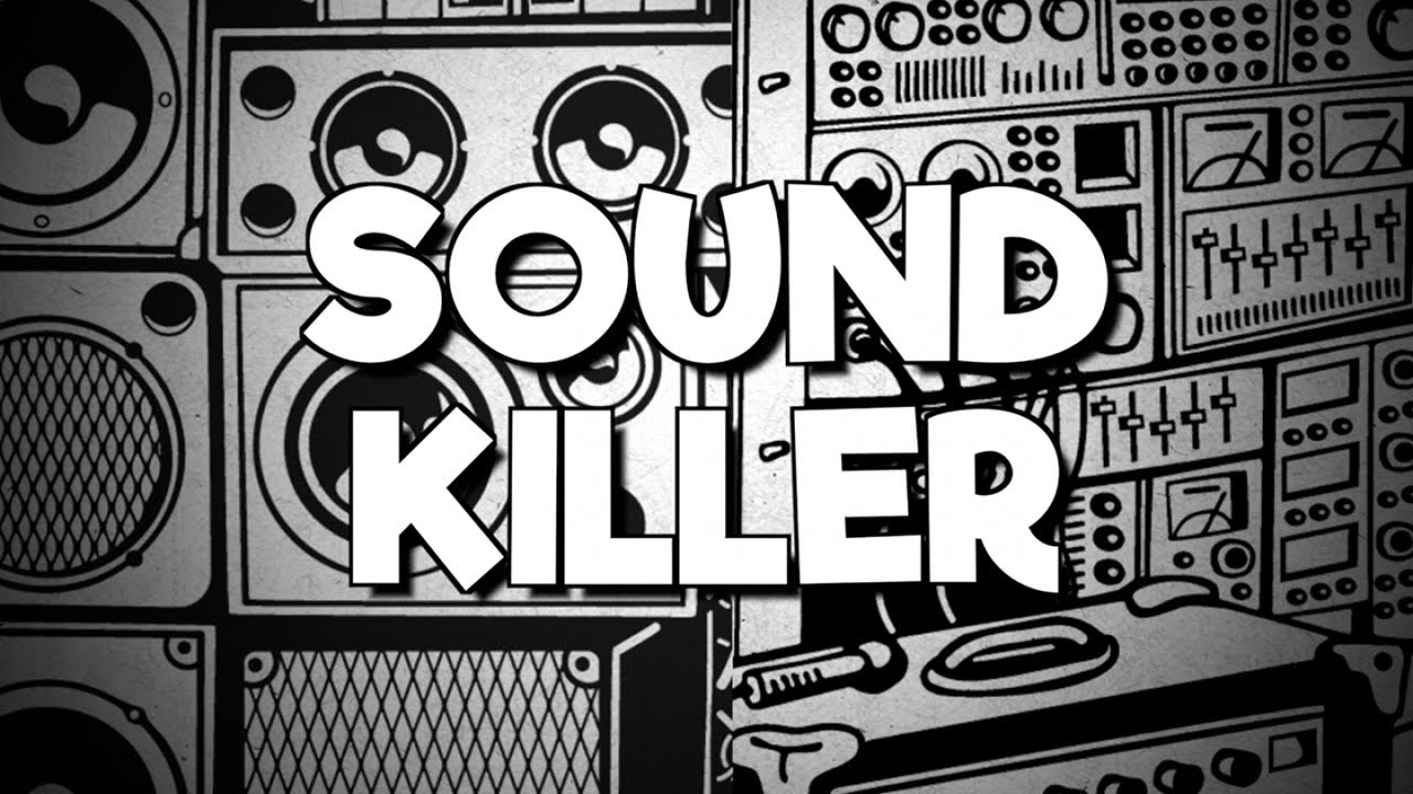 Brother Culture - Sound Killer (Lyric Video) [5/1/2020]