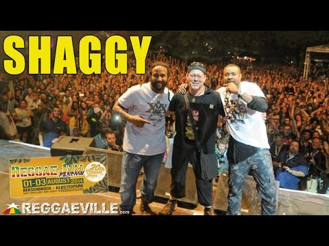Shaggy - Feel The Rush with Ky-Mani Marley & Sheriff @ Reggae Jam 2014 [8/3/2014]