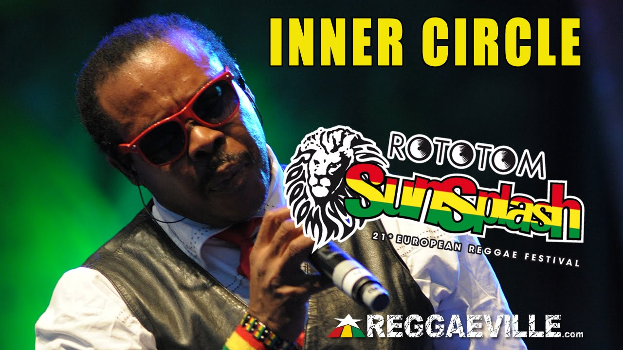 Inner Circle - Young, Wild & Free @ Rototom Sunsplash 2014 [8/23/2014]