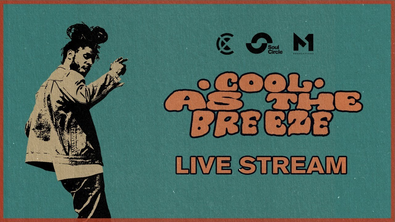 Chronixx - Cool As The Breeze (Live Stream) [8/9/2020]