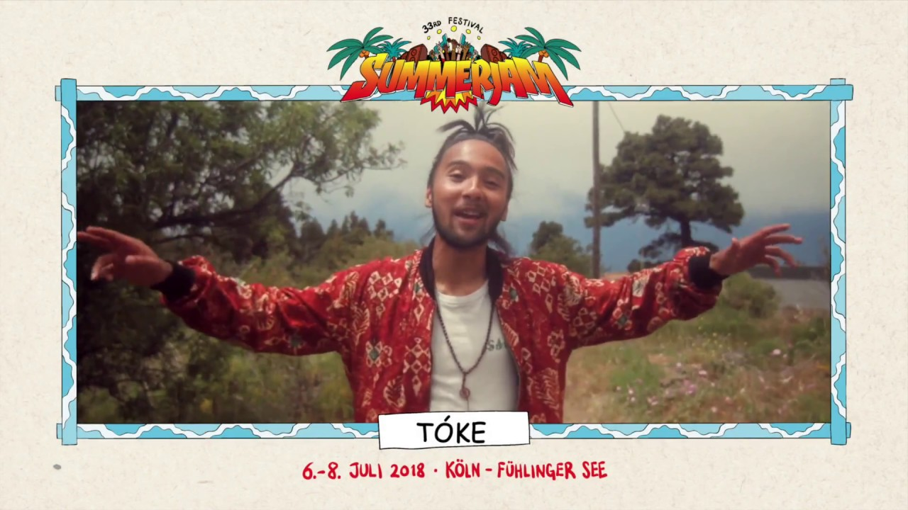 Tóke @ Summerjam 2018 (Drop) [5/28/2018]