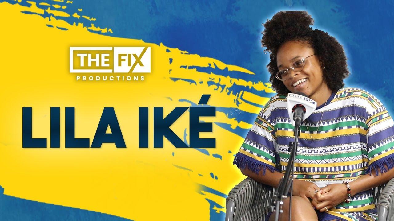 Lila Iké Interview @ The Fix [6/15/2020]