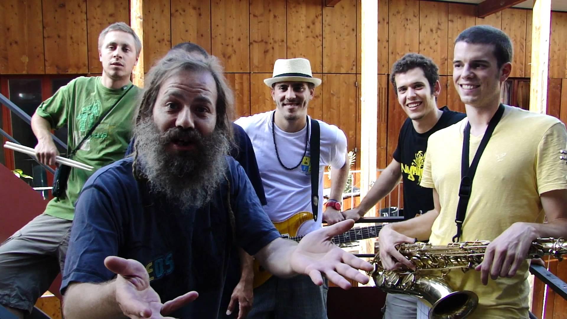 Drop: Asher Selector & Najavibes @Reggae Serbia Festival [8/29/2011]
