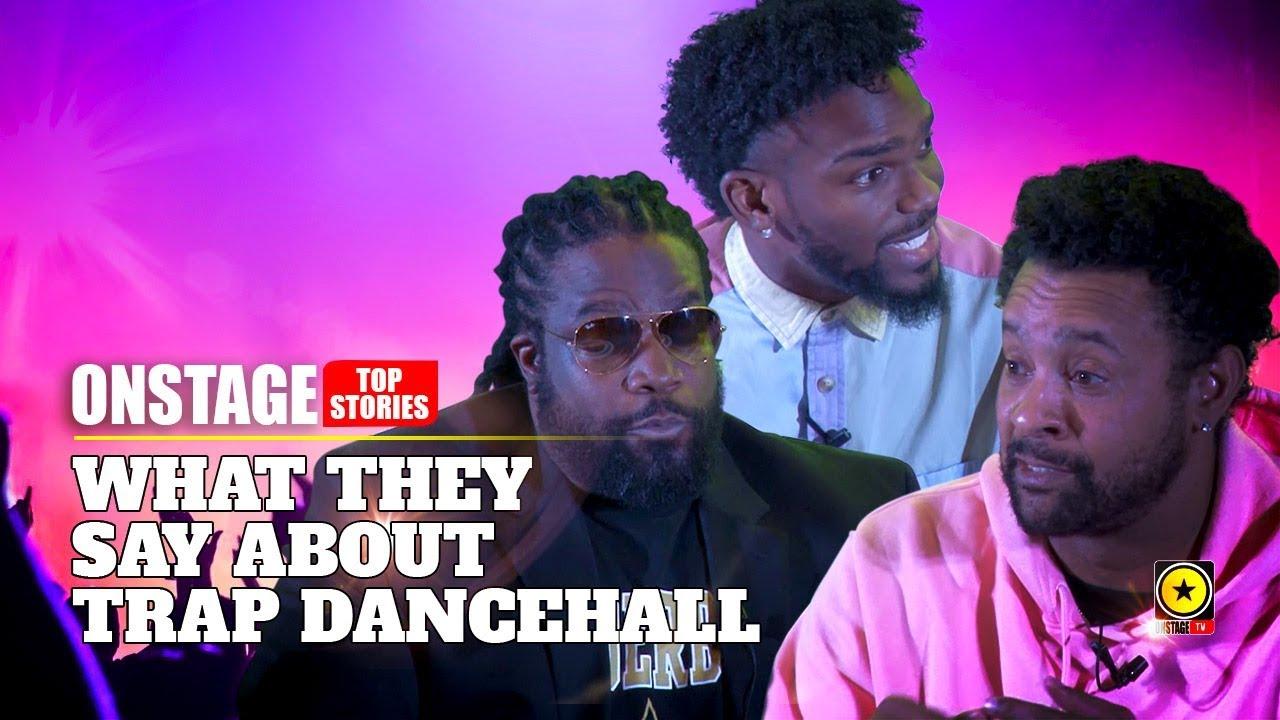 Trap Chat: Shaggy, Gramps Morgan & Kemar Highcon @ JMC 2020 (OnStage TV) [2/22/2020]