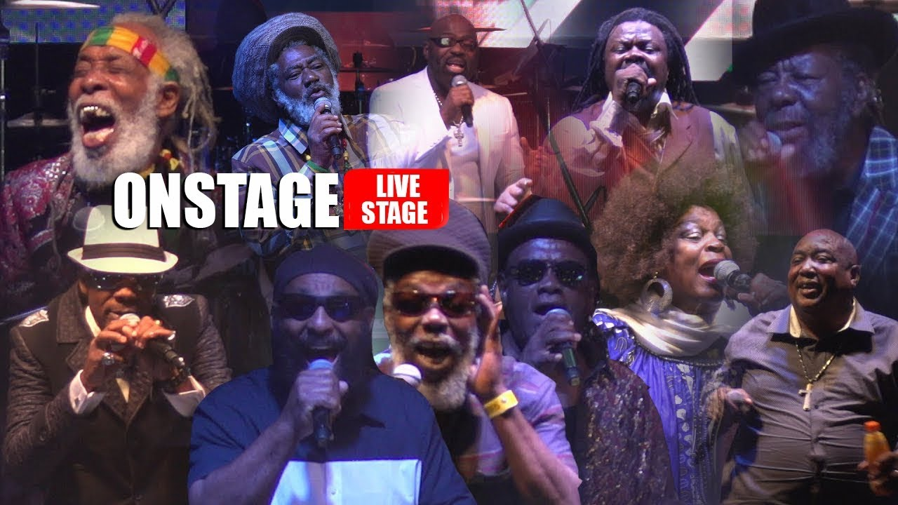 Lloyd Parks and We The People Band - 44th Anniversary in Kingston, Jamaica [1/5/2019]