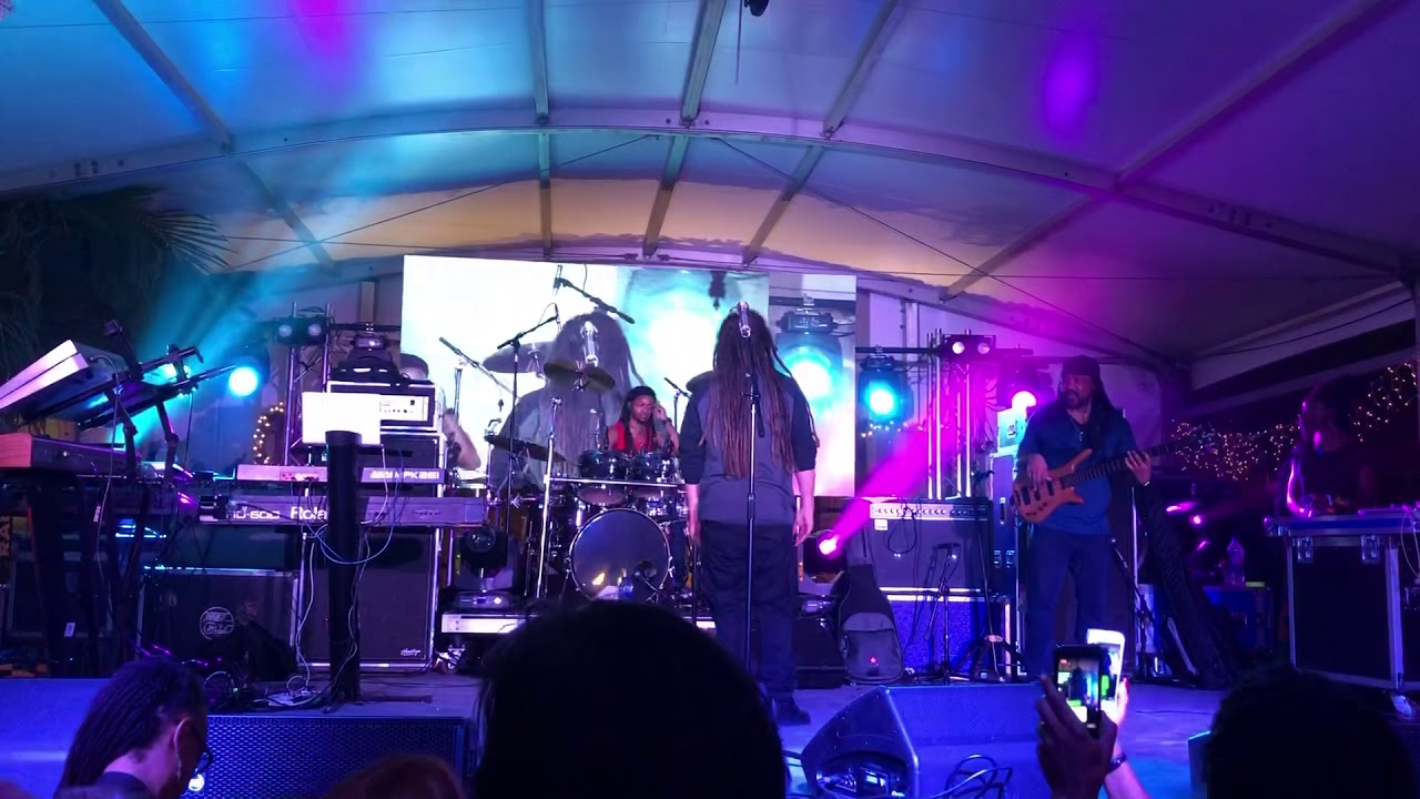 Jo Mersa Marley - Hurting Inside @ New Year's Day Reggae Jam 2019 [1/1/2019]