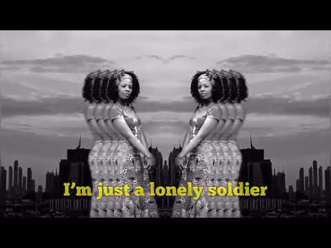 Anthony B - Lonely Soldier (Lyric Video) [6/20/2020]