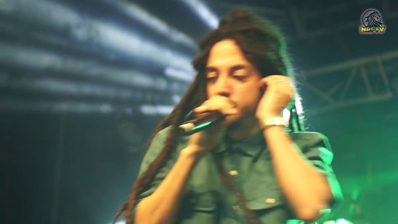 Mellow Mood - Inna Jamaica @ Nomade Reggae Festival 2017 [8/6/2017]